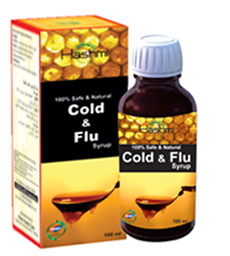 Cold & Flu Syrup