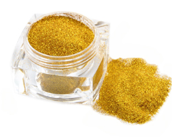 GOld Ash Powder