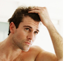 Herbal hair oil of men