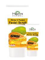 Honey-and-Papaya-Facial-Scrub